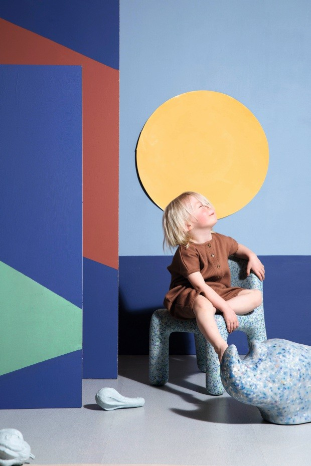 6 móveis e brinquedos ecológicos para crianças (Foto: Ulrika Nihlen)