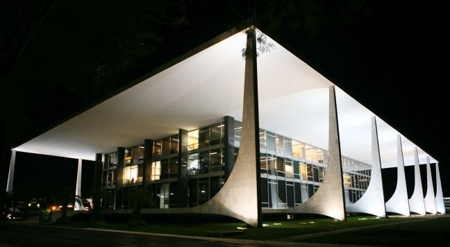 Supremo Tribunal Federal (Foto: Gil Ferreira / SCO / STF)