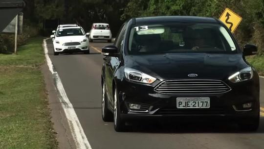 Ford Focus Fastback: primeiras impressões