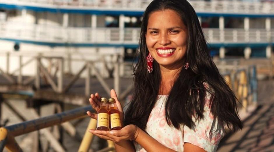 Vinho de Mandioca (Foto: Reprodução)