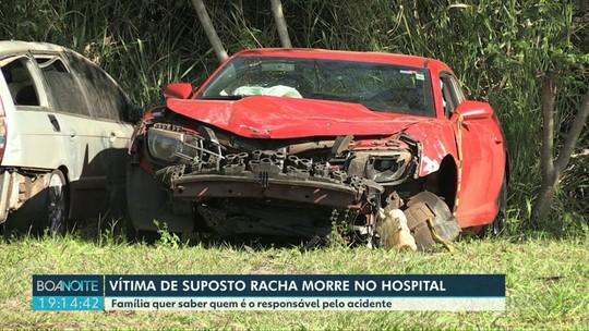 'Eu só quero justiça', diz irmã de jovem vítima de suposto racha em Foz do Iguaçu