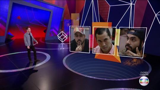Tiago Leifert comenta pedidos do público para o 'BBB21': 'Quarto Branco de  outra cor' | BBB21 | Gshow