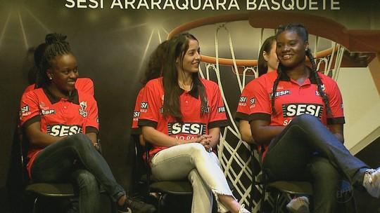 Basquete feminino chega a Araraquara com know hall de campeã mundial e Lula Ferreira
