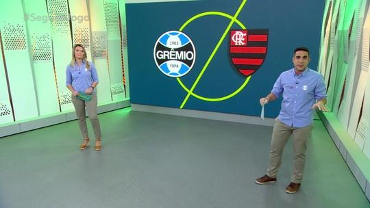 Segue o Jogo analisa o empate de Grêmio e Flamengo pela semifinal da Libertadores