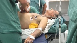 Candidato passa por cirurgia, diz assessoria (Arquivo pessoal/G1)