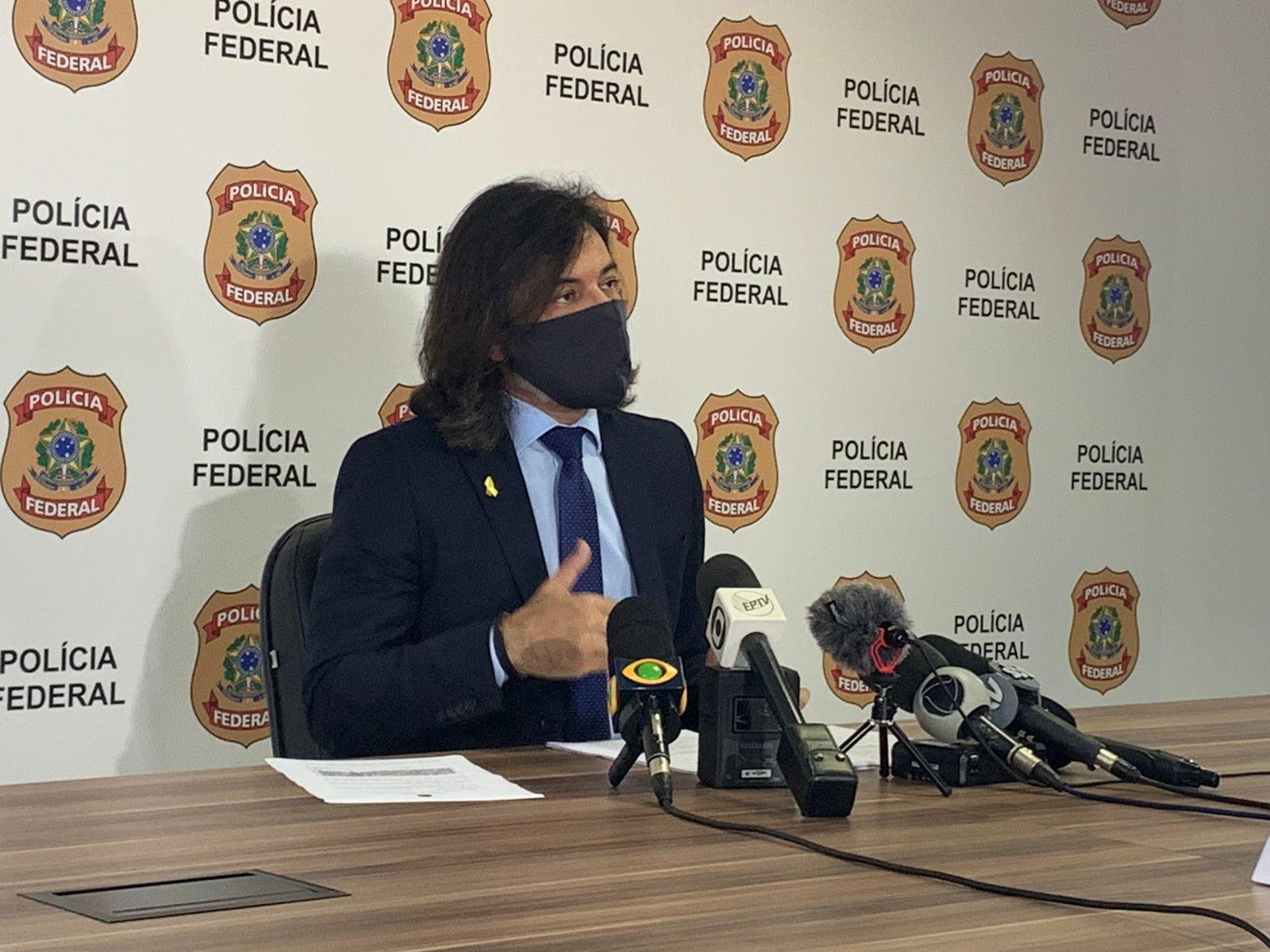 PF faz operação em dois estados contra fraudes em licitação de hospitais de campanha em Paulínia