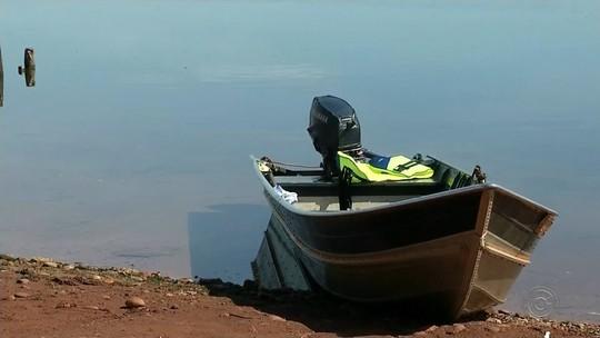 Bombeiros procuram produtor rural desaparecido em rio de Ilha Solteira