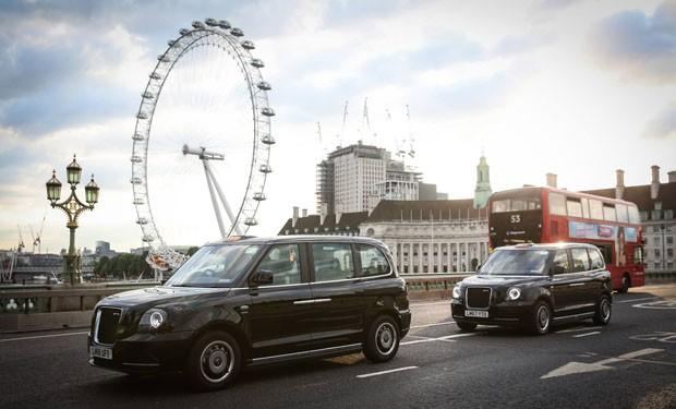 Cidade do Reino Unido lança campanha para táxis elétricos (Foto: Divulgação)