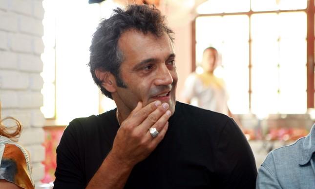 Domingos Montagner em janeiro de 2013, na época da série 'Gonzaga'