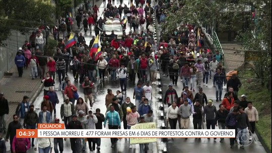 Equador transfere sede do governo de Quito para Guayaquil