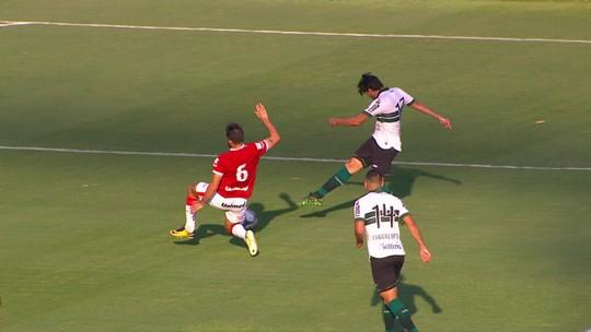 Melhores momentos e os gols salvadores do Coritiba no empate com o Vila Nova