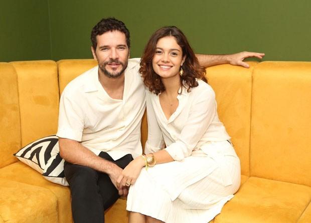 Sophie Charlotte e Daniel de Oliveira prestigiam show de Gal Costa no Rio