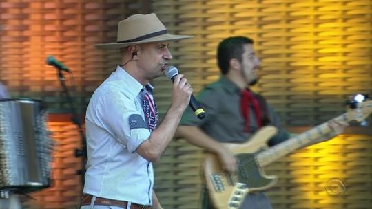 'Galpão Crioulo' reapresentou a segunda parte da gravação na Festa Nacional da Música; reveja
