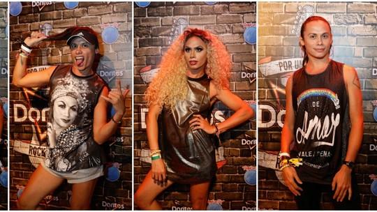 Sensação no Rock in Rio: reveja todos os looks de Silvero Pereira no festival