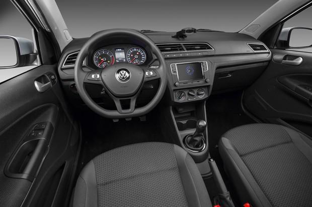 Volkswagen Gol e Voyage ganham visual de Saveiro e agora ...