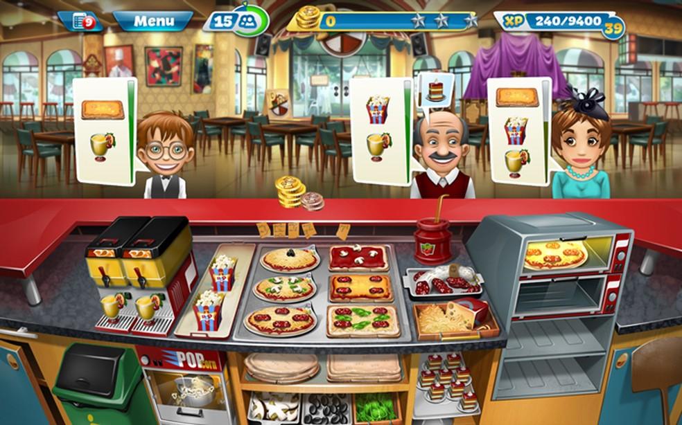 Lista Traz Os Melhores Jogos De Restaurante Para Android E Ios