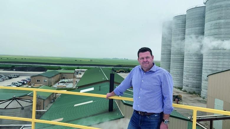 Aluíso Ribeiro, diretor-proprietário da Incobrasa (Foto: Divulgação)