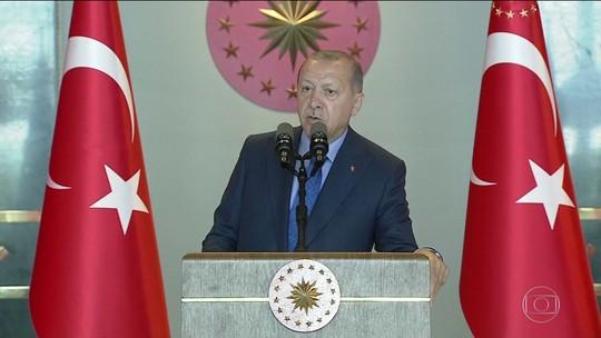 BC da Turquia anuncia medidas para conter desvalorização da moeda