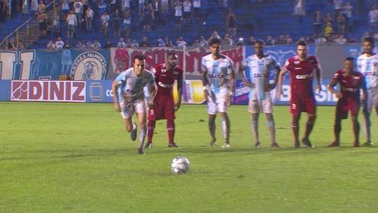 Melhores momentos: Londrina 3 x 2 Vila Nova-GO pela 33ª rodada do Brasileirão Série B