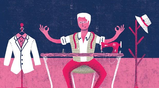 Como Fazer - Ao se sentir  bem na empresa, o funcionário trabalha melhor, falta menos e resiste a ir para a concorrênci (Foto: Ilustração: Luis Matuto)