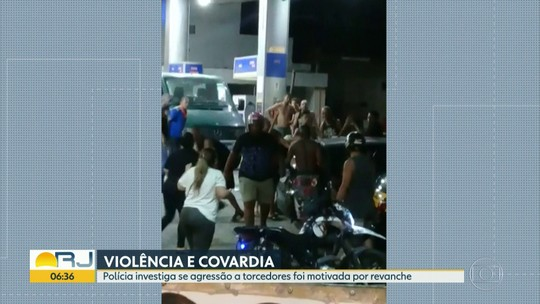 Polícia investiga se agressão a torcedores do Vasco foi motivada por revanche