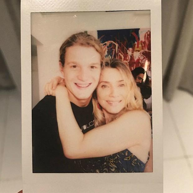 Letícia Spiller e Pedro Novaes (Foto: Reprodução/Instagram)