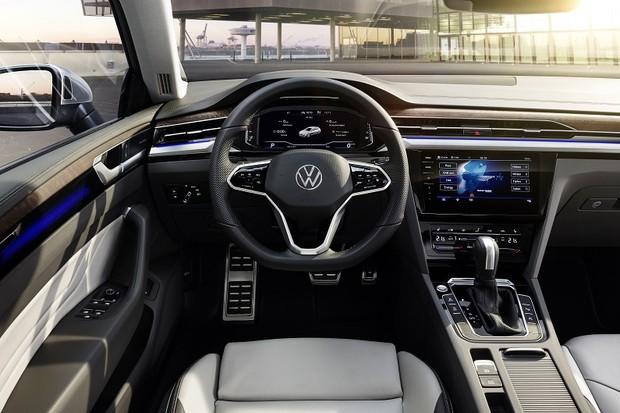 VW Arteon Shooting Brake (Foto:  Divulgação)