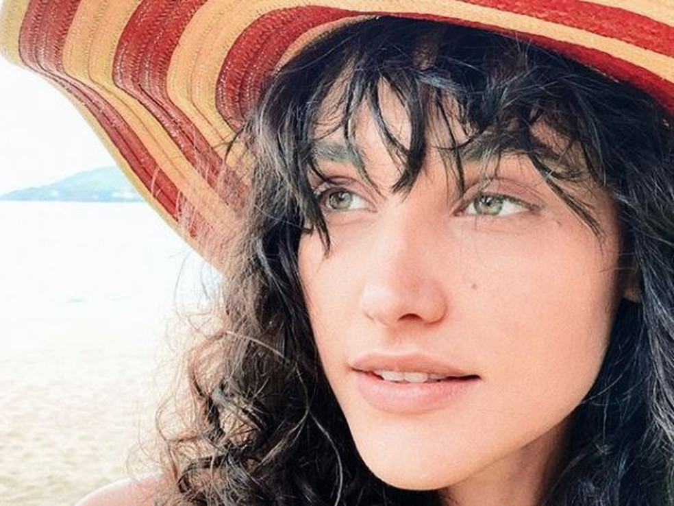 Débora Nascimento — Foto: Reprodução da internet