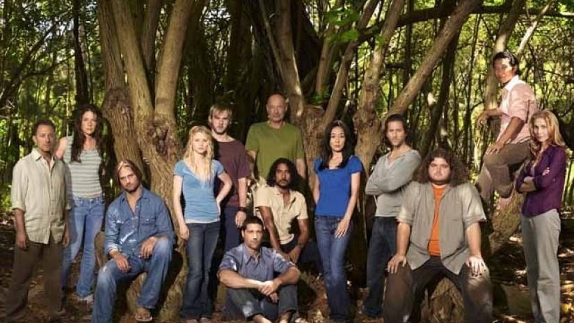 Elenco de Lost, uma das séries de maior sucesso de todos os tempos (Foto: Divulgação)