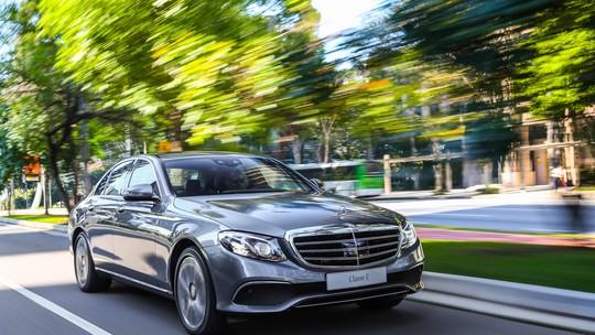 Mercedes-Benz anuncia recall do novo Classe E por problema no airbag