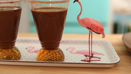 Chocolate Quente Caramelizado