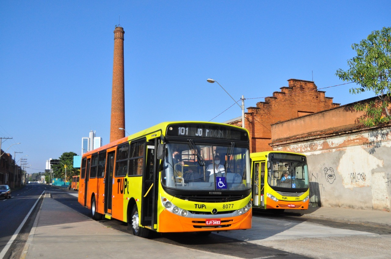 Quatro linhas de ônibus circular de Piracicaba ganham mais horários a partir de sábado