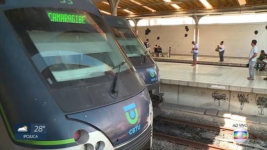 Maquinista envolvido em atropelamento no metrô do Recife que deixou PMs mortos diz que os viu a um metro de distância
