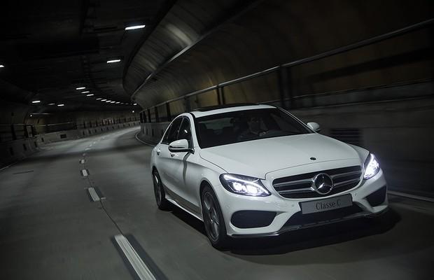 Mercedes C250 Sport Est 225 Mais Arisco Do Que Nunca Auto