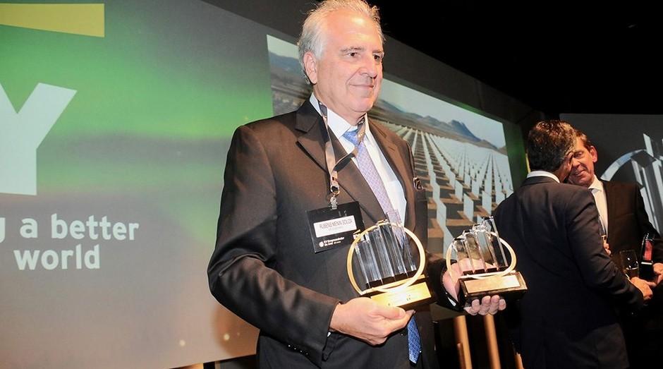 Rubens Menin, fundador da MRV Engenharia, representará o Brasil em prêmio global da EY (Foto: Divulgação)