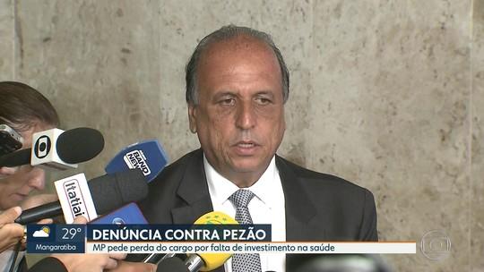 MP diz que RJ deixou de investir mais de R$ 2 bilhões na Saúde em 2016