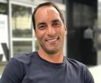 O jogador Edmundo fará série no Globoplay | Reprodução