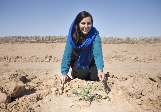 Sarah Toumi, fundadora do Acacias for All (Foto: Divulgação)