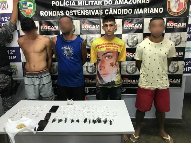 Jovem é preso em Manaus suspeito de matar mulher e jogar corpo em igarapé