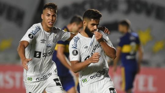 Foto: (Ivan Storti/SantosFC)