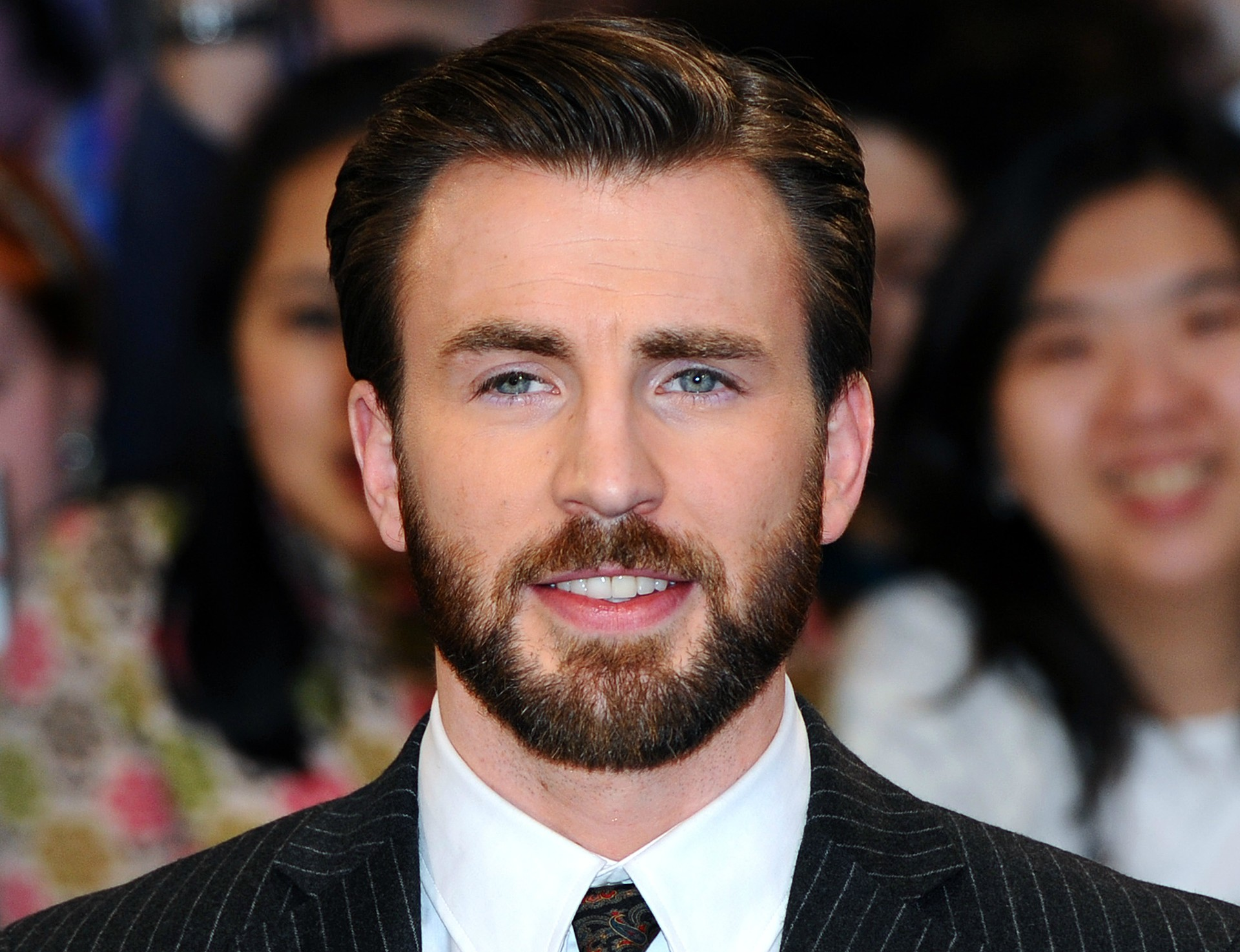 Chris Evans. (Foto: Getty Images)