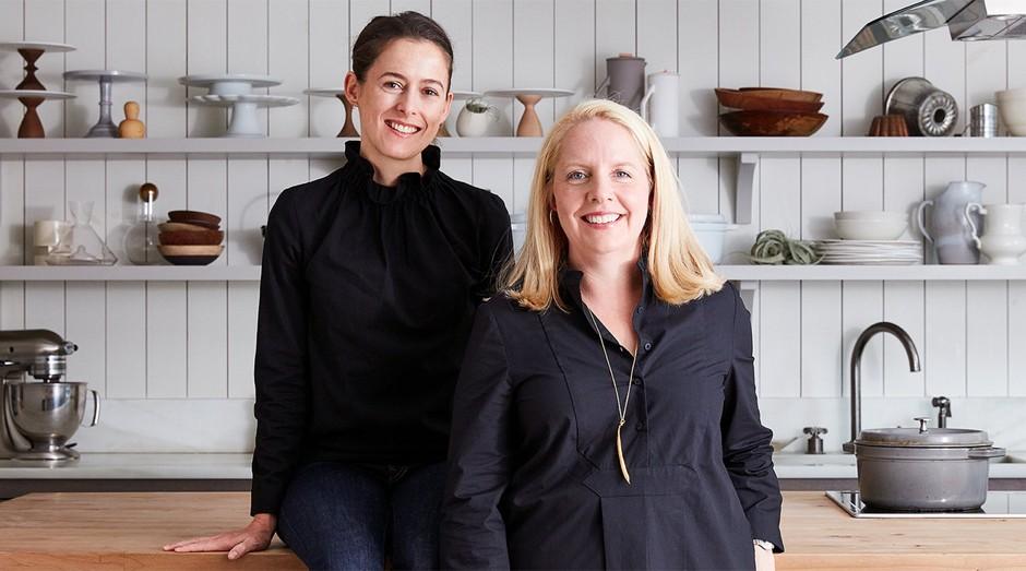 Merrill Stubbs e Amanda Hesser, da Food52 (Foto: Divulgação)