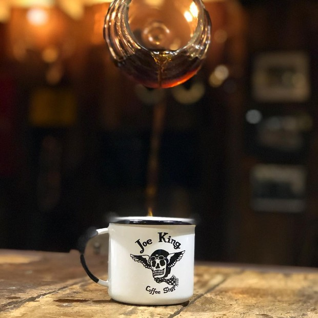 Joe King Coffee Shop (Foto: Reprodução/Instagram)