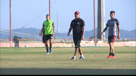 Globo Esporte: novatos no Campinense, Gabriel Vieira e Uesles avaliam a pré-temporada