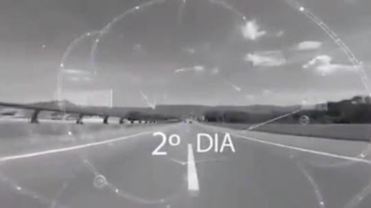 Em vídeo, federação de empresas fala em 'sumir com caminhões'