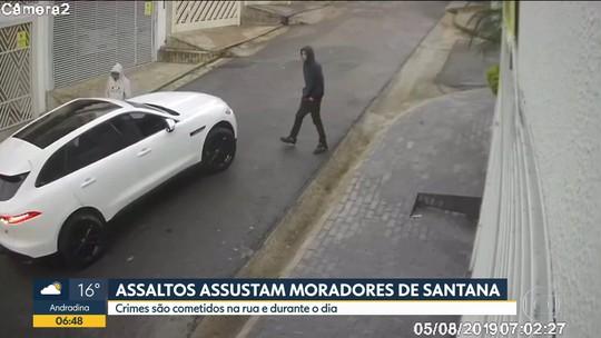 Assaltos assustam moradores de Santana, na zona norte da Capital
