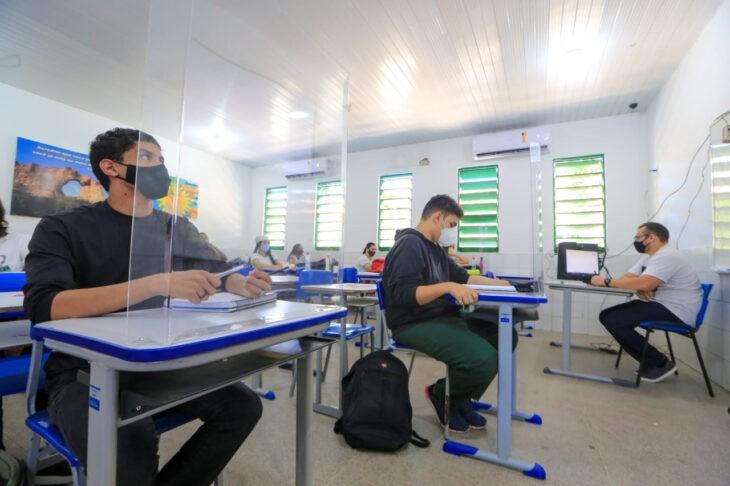 Nota técnica faz orientações para o retorno 100% das aulas presenciais no Piauí