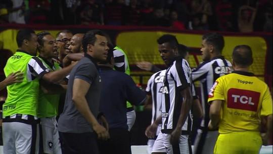 """Após falha, Magrão assume responsabilidade por derrota do Sport: """"Na minha conta"""""""