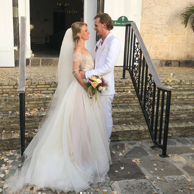 Barron Hilton III e Tessa Gräfin von Walderdorff (Foto: Reprodução/Instagram)