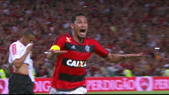 Athletico e Flamengo se reencontram após final em 2013 com histórico equilibrado